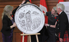 Royal Canadian Mint Commemorates 100th Anniversary of In Flanders Fields with Silver Collector Coins